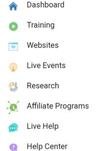 image of wealthy affiliate platform